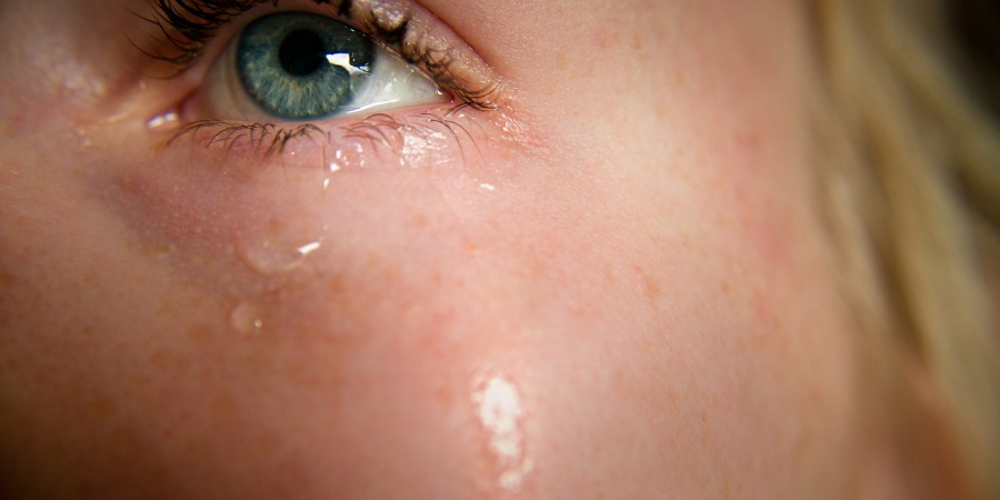 In Defense Of Crying Like A Baby
