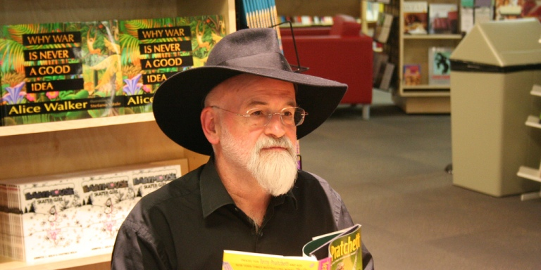 Rest In Peace, Sir Terry Pratchett: A Guide To Escape FromEscapism