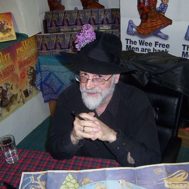 27 Terry Pratchett Quotes That Show Him At His Most Brilliant And Hilarious