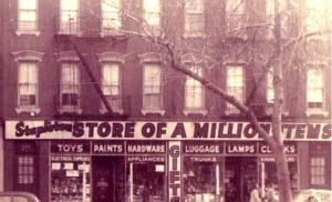 1974 staten island store of a million items