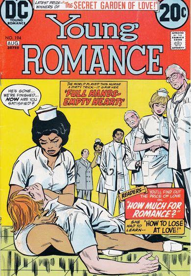 1975 comic young romance