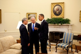 Obama and Netanyahu have never gotten along, but Iran is a large point of the most recent frictions… Credit: White House/Pete Souza