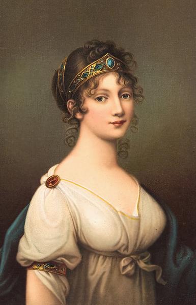 Louise of Mecklenburg-Strelitz Wikimedia Commons