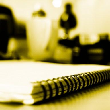 Inside A Writer's Mind