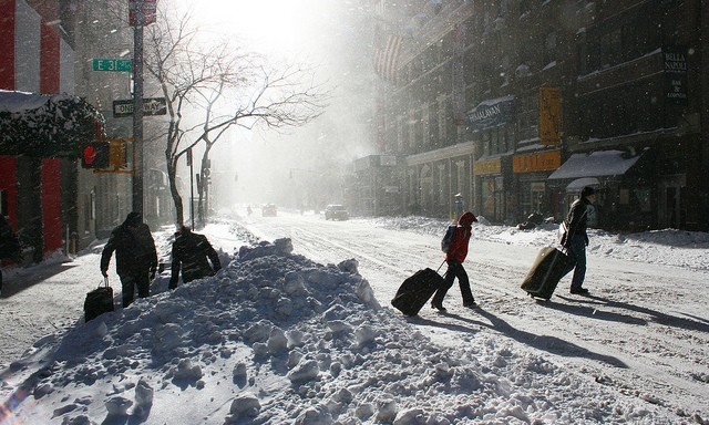 8 Reasons Why NYC Winter Is The AbsoluteWorst