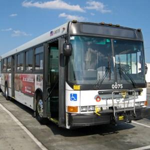 An Apocalyptic Bus Ride In Baltimore