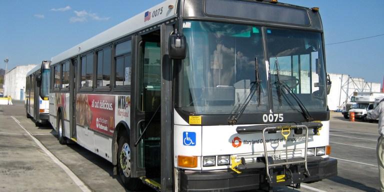An Apocalyptic Bus Ride InBaltimore
