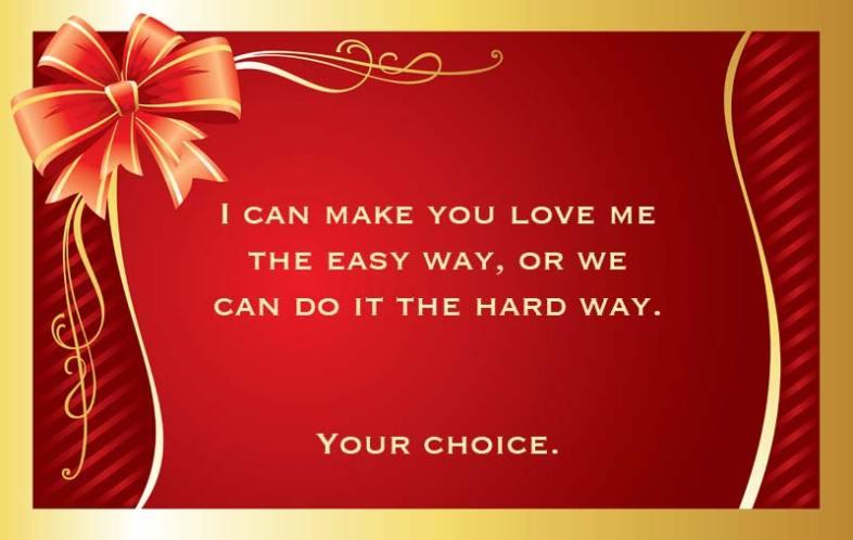 Card template from Shutterstock / valeriya_sh
