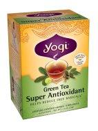 Yogi Super Antioxidant Green Tea / Amazon.com.
