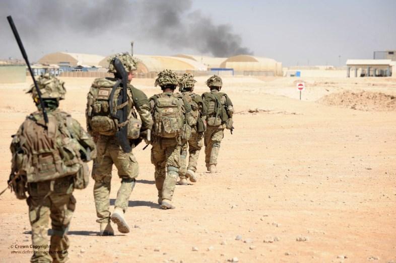 Flickr / UK Ministry of Defence