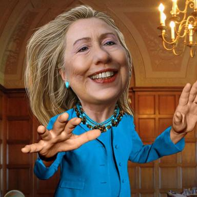 6 Reasons Why Hillary Clinton Is Basically The Unbreakable Kimmy Schmidt