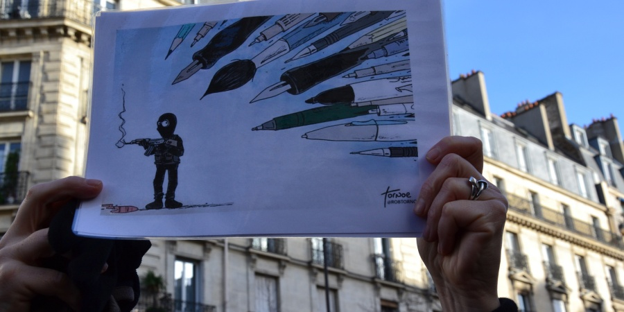 I Am Not Charlie Hebdo And You Shouldn't BeEither