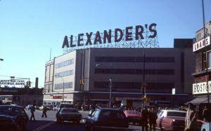 alexander's fordham road