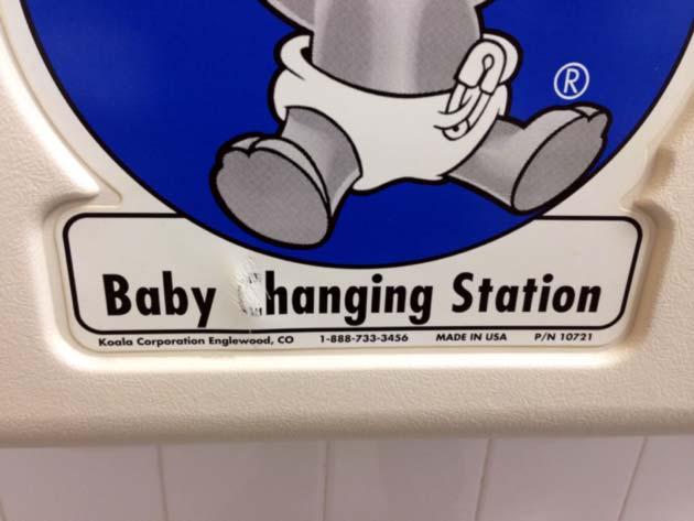 Bathroom in the serial killer capital of America.