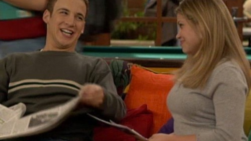 A Love Like Cory And Topanga
