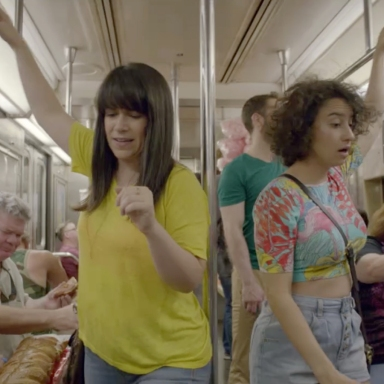 13 People You'll Inevitably Encounter When Riding Public Transportation