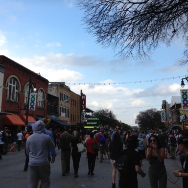 6 Thoughts On Sixth Street During #SXSW