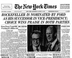 late august 1974 aug 20 nyt ford names rocky