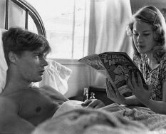 Late August 1974 Buster and Billie scene Jan Michael Vincent