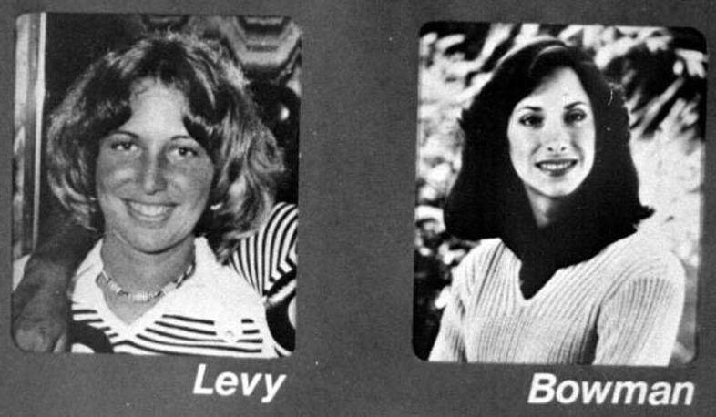 Lisa Levy and Margaret Bowman, two of Ted Bundy's victims /// Wikimedia Commons
