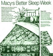 macy's better sleep week