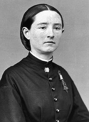 Mary Edwards Wikimedia Commons