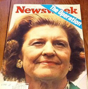 newsweek betty ford operation