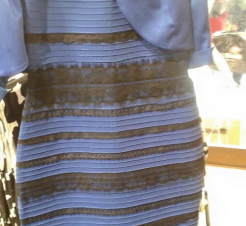 "What The ""The Dress"" Actually Taught Us About Our Global System"