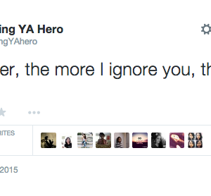There's A Twitter That Shows What Boys From Young Adult Books Would Be Like In Real Life, And It's Absolutely Perfect