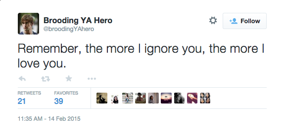 There's A Twitter That Shows What Boys From Young Adult Books Would Be Like In Real Life, And It's AbsolutelyPerfect