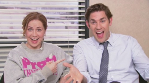 14 Signs You're In A Jim-And-PamRelationship