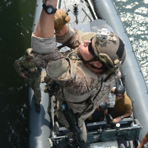 An Army Ranger Interviews A Navy SEAL On Resilience
