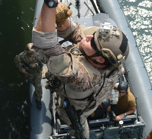 An Army Ranger Interviews A Navy SEAL OnResilience
