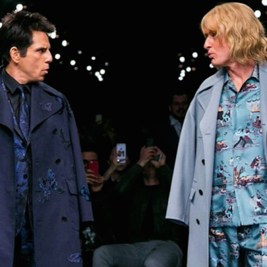 Zoolander Came Back To Close Valentino And It Was UNREAL