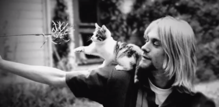 Get A First Look At Brett Morgen's Intimate New Documentary About Kurt Cobain'sLife