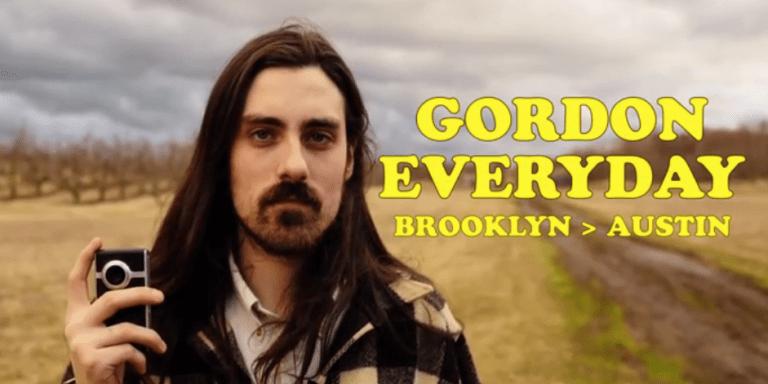 #GORDONEVERYDAY: Brooklyn To Austin, DayOne