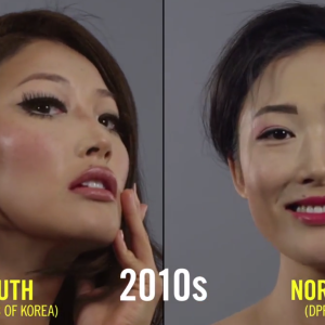 Travel 100 Years Of Korean Beauty With This One-Minute Video