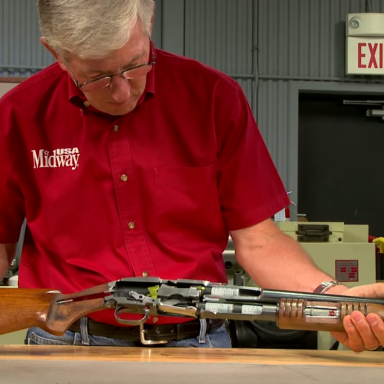 This Cutaway Video Of A Winchester Model 12 Is Pretty Damn Cool