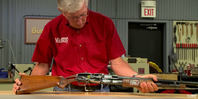 This Cutaway Video Of A Winchester Model 12 Is Pretty DamnCool