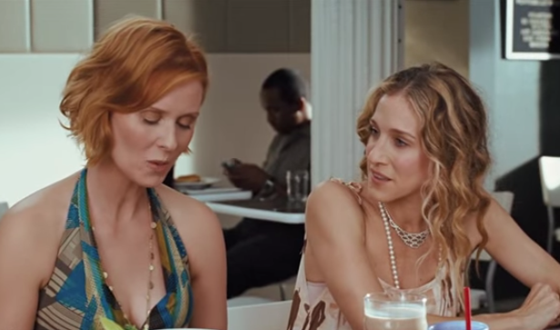 15 Ways You And Your Friends Are Exactly Like The 'Sex And The City' Girls