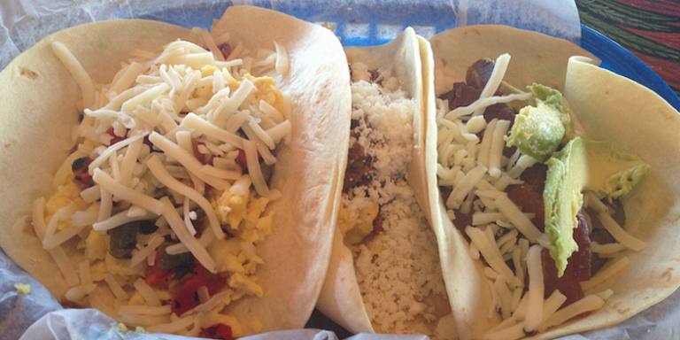 Don't Mess With Breakfast Tacos InTexas
