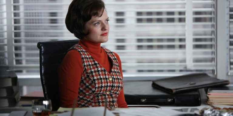 5 Reasons Why Peggy Olson Is My Working WomanHero
