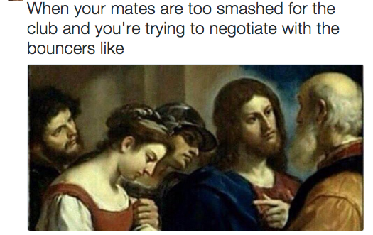 17 Medieval Paintings That Perfectly Summarize Life In Your20's
