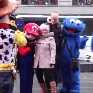 The Furry Costumed People Of Times Square Reveal Their Life Aspirations While Hustling The Streets Of NYC