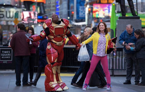 15 Signs That You And Your Roommate Are Basically Kimmy Schmidt And TitusAndromedon