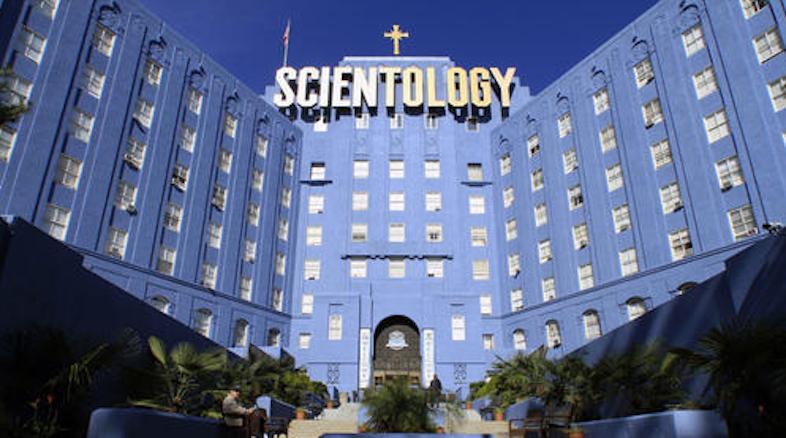 Scientology Is Paul Haggis' JiltedEx-Girlfriend