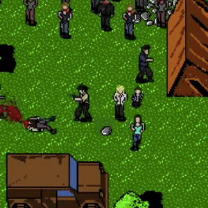 A Game We Wish Was Real: Walking Dead 8-Bit