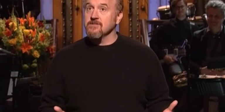 Why Louis CK Turned Down $500,000 And Invested In Himself