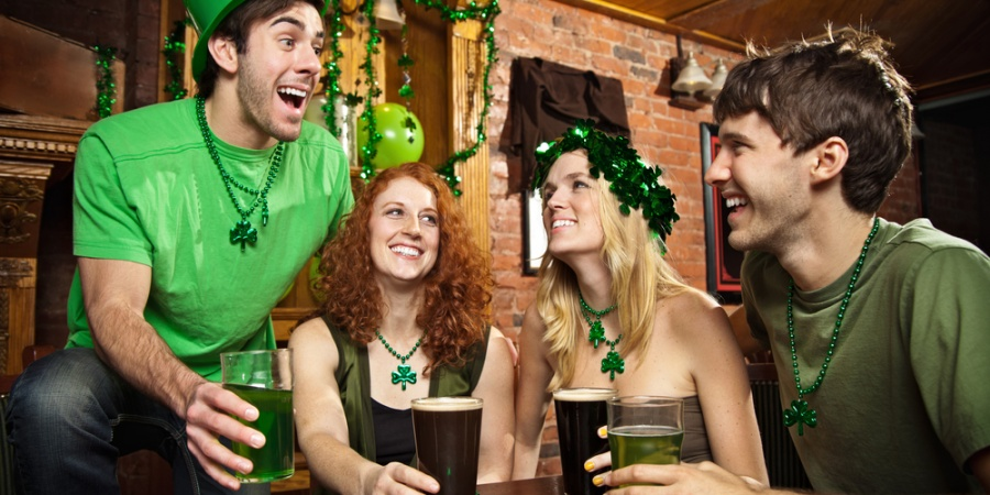Here's A Friendly St. Paddy's Day Reminder That The Irish Are Garbage