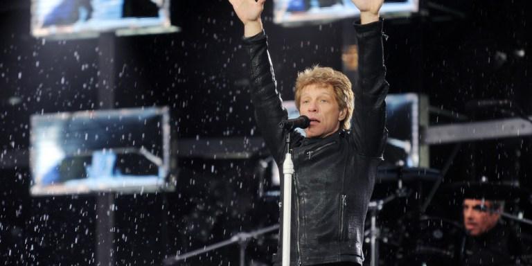 Why You MUST Play Jon Bon Jovi At YourWedding